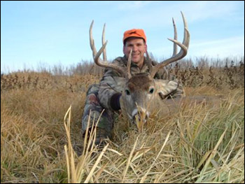 Deer hunting in South Dakota