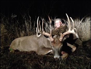 South Dakota Guided Deer Hunting