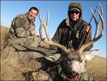 Mule Deer Hunting in South Dakota