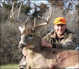Deer hunting guide in South Dakota